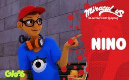 NINO | MIRACULOUS SEGREDOS | LADYBUG