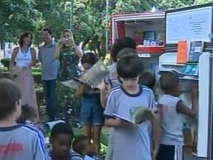 Geladoteca em Ubá (Foto: Reprodução/TV Integração)