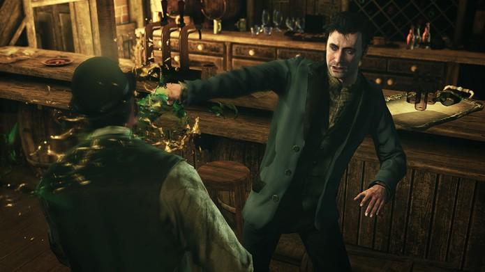 Os momentos de ação parecem deslocados dentro do jogo (Foto: Divulgação/Frogwares)