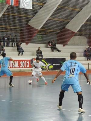 São Paulo/Suzano Jacareí Copa Federação (Foto: Thiago Fidelix)