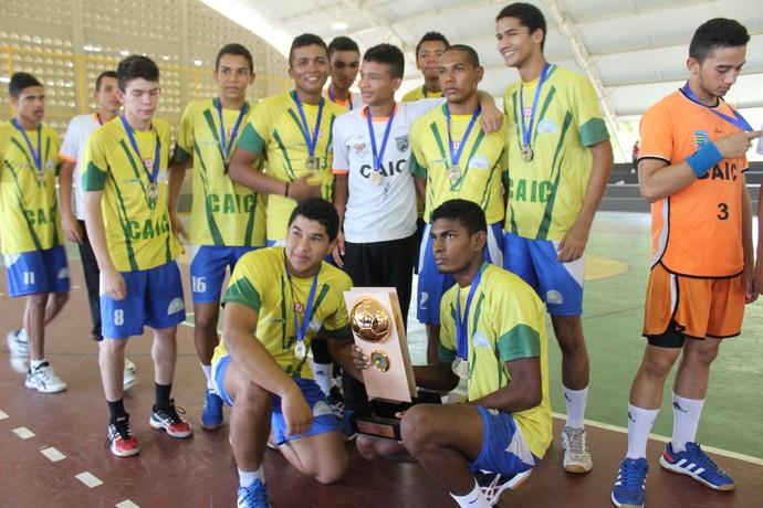 GHC-PI fatura terceiro lugar na Copa Nordeste (Foto: Abdias Bideh / GloboEsporte.com)