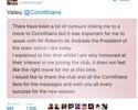 Drogba se manifesta após recusa ao   Corinthians e deseja boa sorte ao time