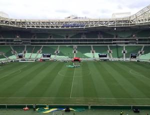 Arena Palmeiras geral (Foto: Felipe Zito)