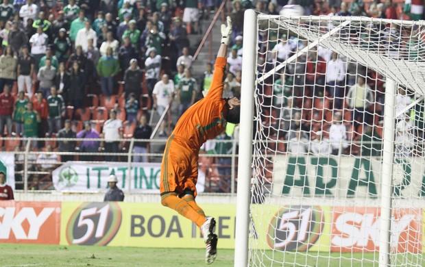 Bruno, Palmeiras x Avaí (Foto: Luciano Claudino/Agência Estado)