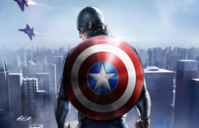 Captain America: The Winter Soldier é o jogo oficial do filme Capitão América 2: O soldado Invernal (Foto: Reprodução / Dario Coutinho)