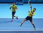 Marcelo Melo vence dupla olímpica  da Romênia e vai à final em Toronto