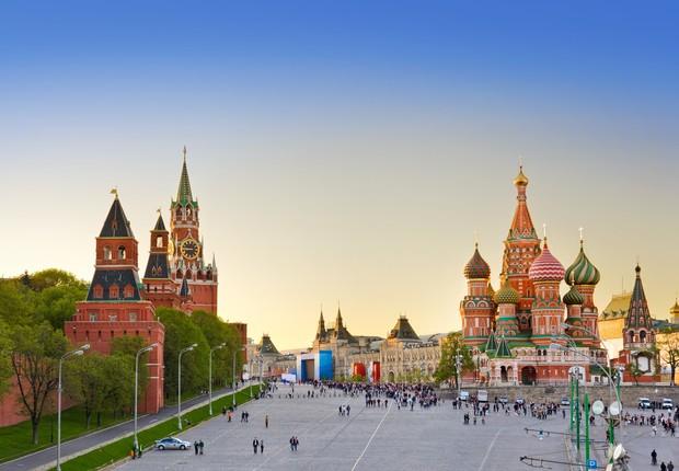 Moscou, Rússia (Foto: Thinkstock)