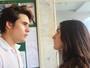 Luciana não aceita a amizade de Ciça e Rodrigo: 'O namoro acabou'