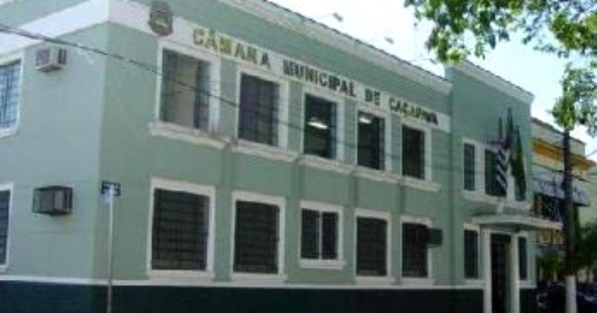 Câmara de Caçapava tem inscrições abertas para concurso público - Globo.com