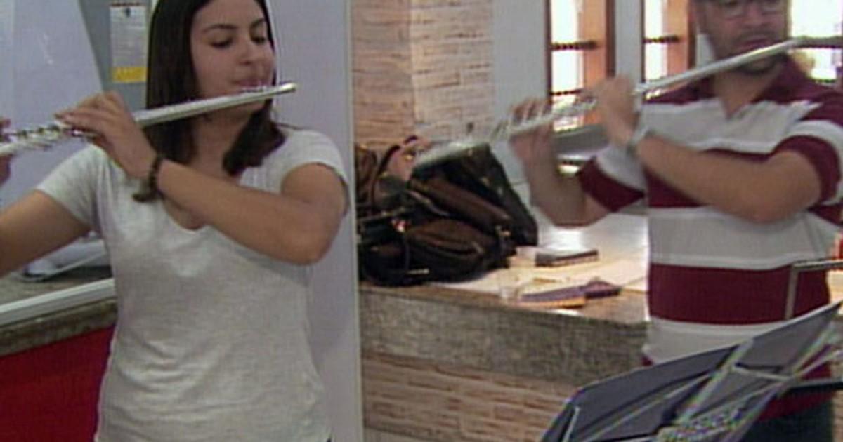 Festival realiza concerto de flautas gratuito no Restaurante Popular - Globo.com