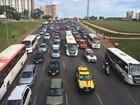 GDF começa a parcelar multas de trânsito em até 12 vezes nesta quinta