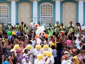 Carnaval São João del Rei Minas Gerais (Foto: Tutti Fonseca/Arquivo pessoal)