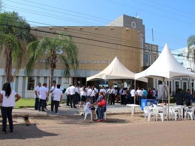 Eleição da OAB-RO foi realizada na última terça-feira, 17 (Foto: OAB-RO/Divulgação)
