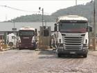 Sistema para descarregar no Porto de Santos, em SP, ainda tem falhas
