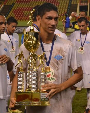 Atacante Eduardo, Atlético Acreano (Foto: Duaine Rodrigues)