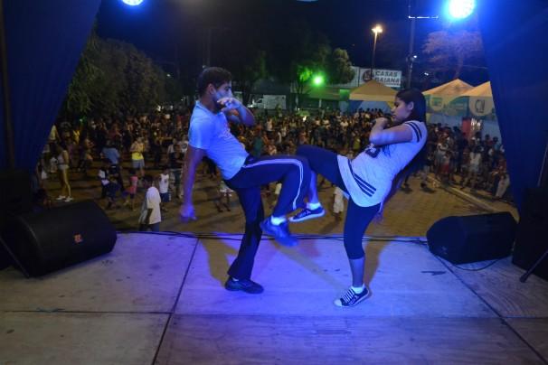 Barreiras de bem com a vida (Foto: Divulgação)