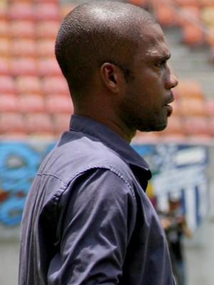 Alberone comanda o São Raimundo em empate de 1 a 1 (Foto: Isabella Pina)