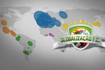 Mapa dos clubes que cederam jogadores (Editoria de Arte)