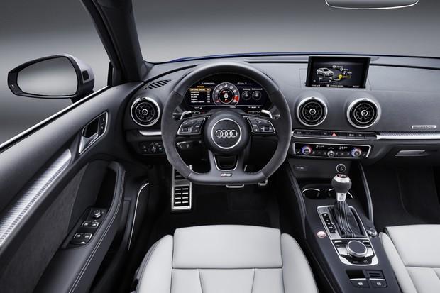 Audi RS3 (Foto: Divulgação)