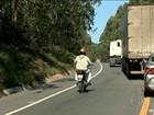 Série 'Caminhos da Praia'  mostra perigos em estradas do Sudeste