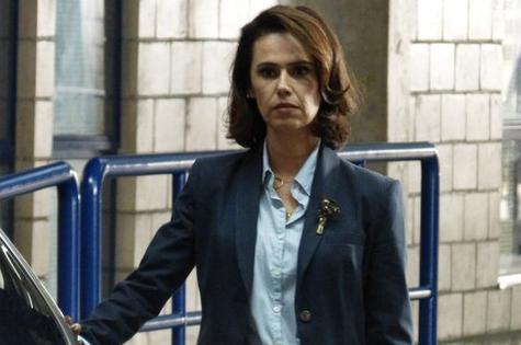 Susana Ribeiro é Sandra em 'Geração Brasil' (Foto: Reprodução)