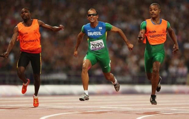 Lucas Prado 100m rasos T11 atletismo paralimpíadas (Foto: Getty Images)