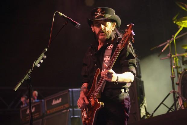 Lemmy, do Motorhëad (Foto: Getty Images)