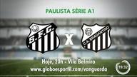Bragantino enfrenta o Santos na segunda rodada do Paulista