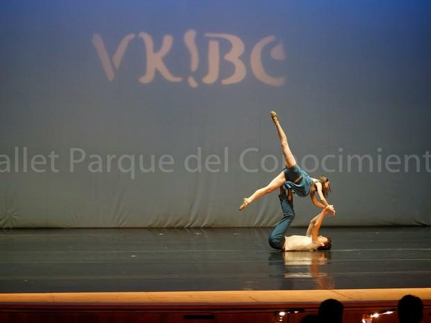 VKIBC é uma das competições de dança mais importantes do mundo (Foto: Fátima Barbosa/Arquivo Pessoal)