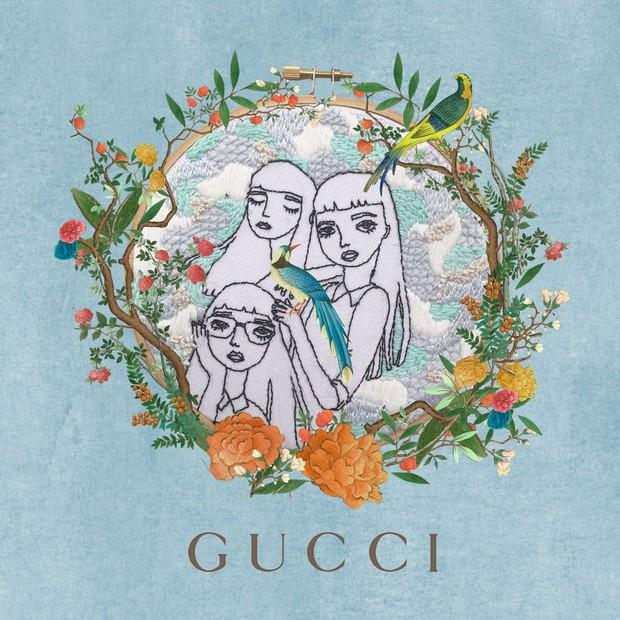 #GucciGram (Foto: Teresa)