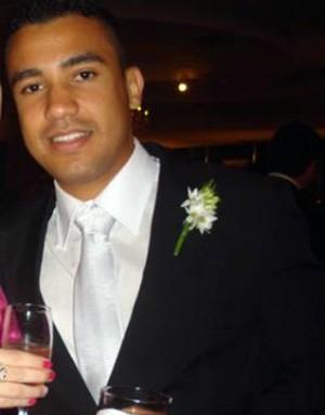Soldado Feu, do BME, foi morto durante o trabalgo (Foto: Reprodução/ Facebook)