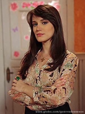 """""""Aprendi muito com a Carolina"""", diz Bianca Bin (Foto: Guerra dos Sexos / TV Globo)"""