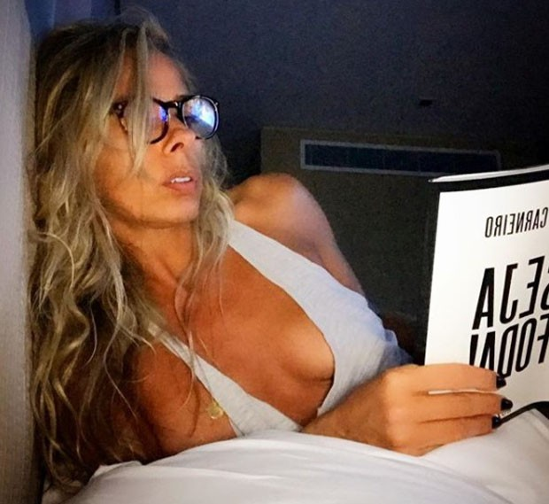 Adriane Galisteu (Foto: Reprodução/Instagram)