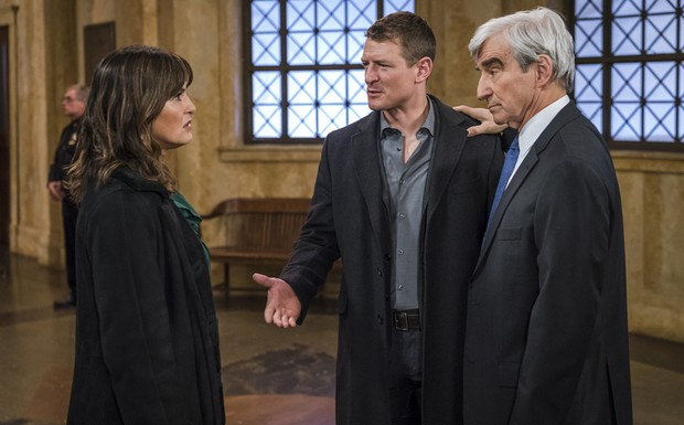 "Law and Order SVU - ""The Undiscovered Country"" (13Ep19T)"