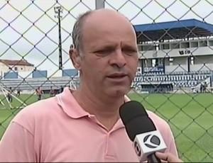 Roberto Túlio de Miranda, presidente da URT, Patos de Minas (Foto: Reprodução/TV Integração)
