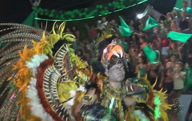 Peixes-boi Jaú e Anavilhanas disputaram o título de 2013 (Foto: Bom Dia Amazônia)