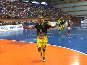 Mutuense, campeão da Copa Centro América (Foto: Reprodução/TVCA)