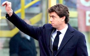 Andrea Agnelli presidente do Juventus (Foto: Reuters)