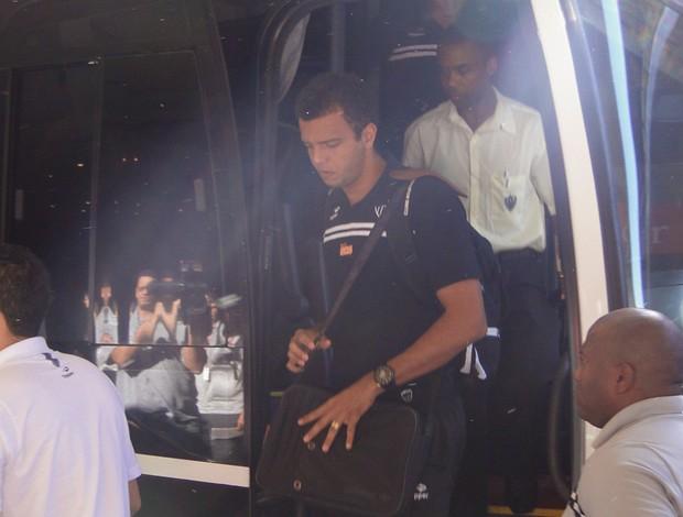 Giovanni, goleiro do Atlético-MG (Foto: Ana Paula Moreira / Globoesporte.com)