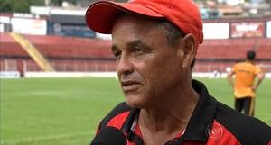 Roberval Davino, técnico do Paulista de Jundiaí (Foto: Reprodução / TV TEM)