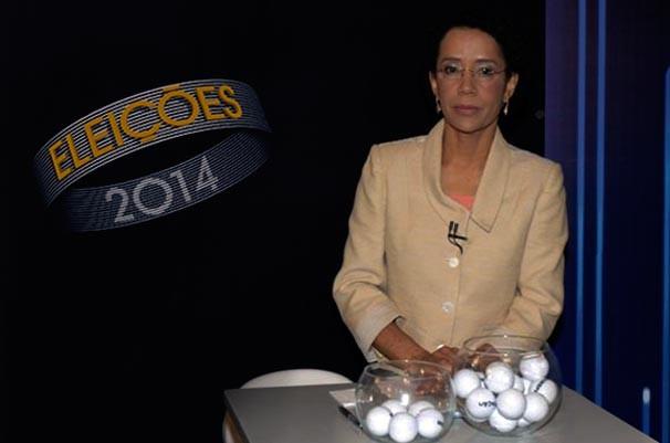 Zileide Silva mediará o debate promovido pela TV Clube (Foto: Arquivo TV Clube)