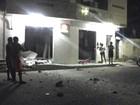 Bandidos explodem caixas eletrônicos em Chã de Alegria