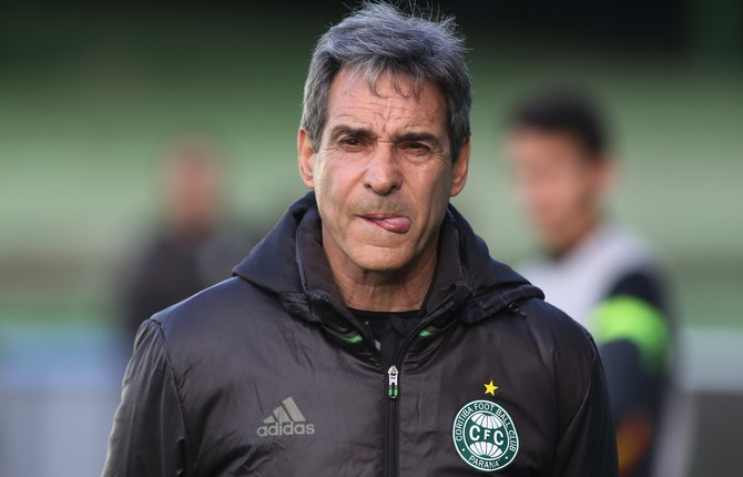 Carpegiani Coritiba (Foto: Giuliano Gomes/ Agência PR PRESS)