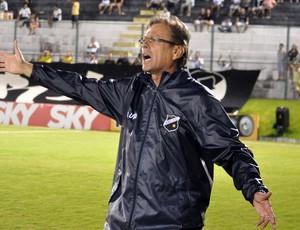 Waldemar Lemos, técnico do ABC (Foto: Divulgação/ABC)