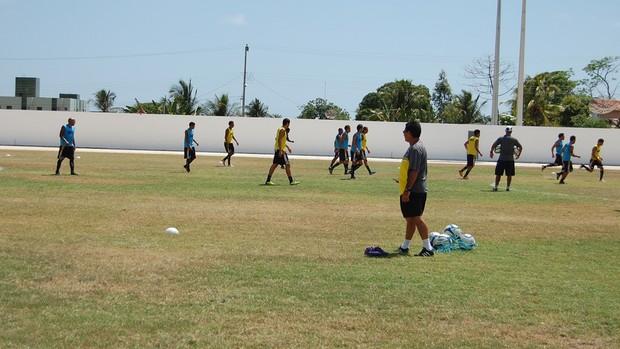Botafogo-PB (Foto: Larissa Keren / Globoesporte.com/pb)