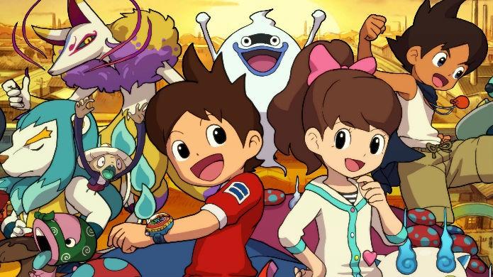 Melhores jogos para 3DS de 2016: Yo-Kai Watch 2 (Foto: Divulgação/Nintendo)