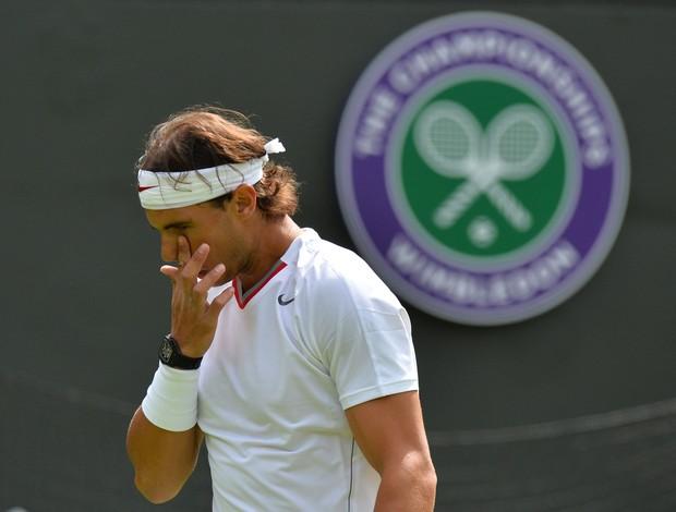 tênis rafael nadal Wimbledon (Foto: AFP)