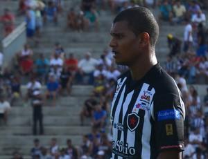 Muller Fernandes; Botafogo-PB; Almeidão  (Foto: Amauri Aquino / GloboEsporte.com)