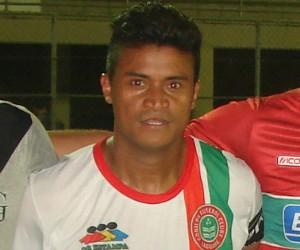 Adriano Gabiru, meia do Conilon (Foto: Divulgação/AConilon FC)
