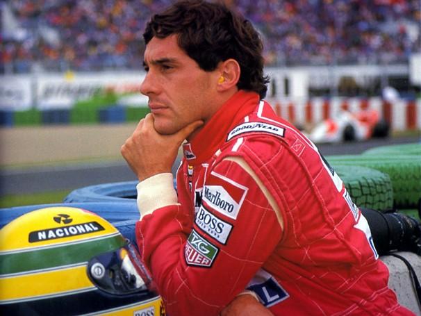 Globo exibe 'Senna' (2010), documentário inglês e francês que vai ao ar no sábado, no Supercine (Foto: Divulgação)